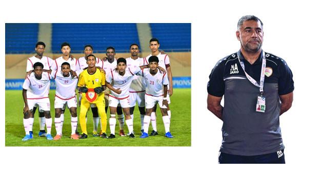 اليوم منتخبنا الوطني للناشئين لكرة القدم يواجه شقيقه الإماراتي وديا