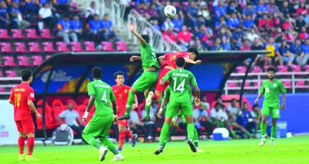 المنتخب السعودي يقترب من أولمبياد طوكيو بفوز ثمين على تايلاند