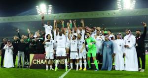 بونجاح يقود السد للقب ثانٍ في عهد تشافي بالتتويج بكأس قطر