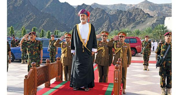 استذكار المواقف العادلة للسلطنة في تعازي قادة العالم لجلالة السلطان