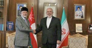 السلطنة وإيران تبحثان العلاقات الثنائية والتطورات الإقليمية