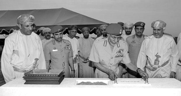 مفرادات التراث والثقافة والفنون علامة فارقة في المسيرة الحديثة لنهضة عمان