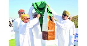افتتاح بطولة عمان المفتوحة للجولف وسط مشاركة 144 لاعبا