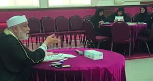 الجمعية العمانية للعناية بالقرآن الكريم تنظم دورة تدريبية لمعلمي القرآن بالسلطنة