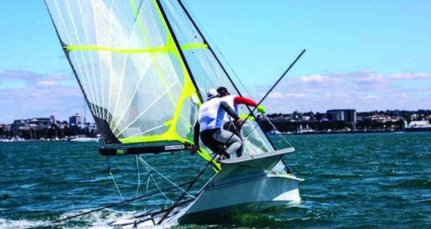 الثنائي الهادي والكندي يستعدان لخوض بطولة تحضيرية أخيرة بسواحل مدينة جيلونج الأسترالية