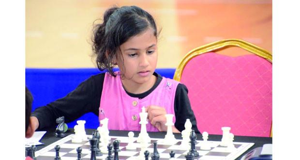 64 لاعبا ناشئا من 5 دول ببطولة الزبير الدولية للشطرنج