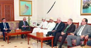اجتماع لجنة تنمية القدرات المؤسسية للمنظمة العربية للأجهزة العليا للرقابة المالية والمحاسبة (الأربوساي)