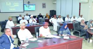 برنامج تدريبي على المنصة التفاعلية لأمانة المجلس التنفيذي والمؤتمر العام للمنظمة العربية للتربية والثقافة والعلوم