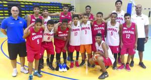 منتخب الناشئين لكرة السلة يقيم معسكرًا داخليًا استعدادًا للمشاركة في بطولة الخليج