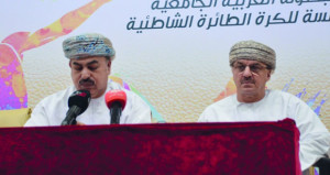 اللجنة العُمانية للرياضة الجامعية تكشف عن تفاصيل البطولة العربية الجامعية لكرة الطائرة الشاطئية