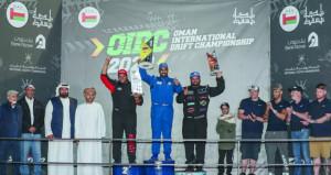 الهولندي فونتين بطل الجولة الثانية لبطولة عمان الدولية للانجراف