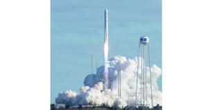 إطلاق مركبة الشحن سيجنوس بإمدادات إلى محطة الفضاء الدولية