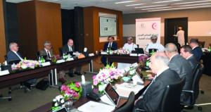 بدء أعمال اجتماع الهيئة العليا للمجلس العربي للاختصاصات الصحية