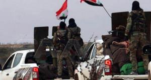 الجيش السوري يتابع التقدم بريف حلب