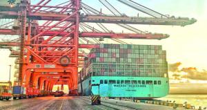ميناء صلالة يحقق مستويات عالية من الأداء في 2019