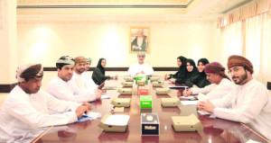 الشؤون الرياضية تناقش استعداداتها لاستضافة البطولة الخليجية السادسة لكرة القدم لذوي الإعاقة السمعية