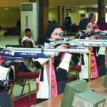 الفريق الوطني للرماية يشارك في البطولة العربية الخامسة عشرة الشاملة بمصر