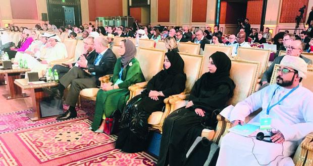 اللجنة العُمانية لحقوق الإنسان تختتم مشاركتها في مؤتمر وسائل التواصل الاجتماعي بالدوحة