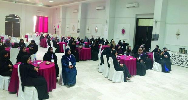 انتخاب مجالس إدارة جديدة لجمعيات المرأة بالرستاق والمصنعة ونخل