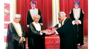 افتتاح «مسقط للكتاب» وتدشين «تاريخ عمان عبر الزمان»