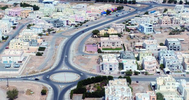 أكثر من 2.7 مليار ريال عماني قيمة التداول العقاري في السلطنة بنهاية العام الماضي