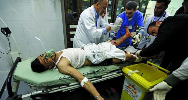 الاحتلال ينكل بجثة شهيد فلسطيني بعد اغتياله