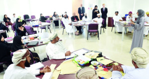 وزيرة التربية والتعليم: ما تحقق على أرض السلطنة من منجزات تعليمية يعد إنجازا غير مسبوق