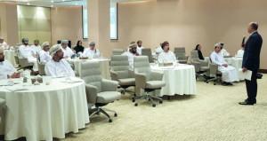 حلقة عمل حول مراجعة السياسة التجارية للسلطنة في منظمة التجارة العالمية