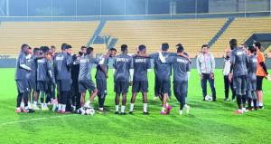 ظفار في مهمة صعبة أمام القادسية الكويتي لانتزاع صدارة المجموعة الثالثة في كأس الاتحاد الآسيوي لكرة القدم