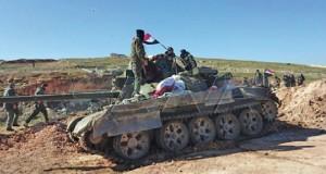 الجيش السوري يحكم سيطرته على عشرات البلدات والقرى بريفي إدلب وحلب
