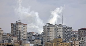 جرحى فلسطينيون بعدوان إسرائيلي يستهدف قطاع غزة