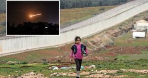 سوريا تتصدى لغارات إسرائيلية على محيط دمشق