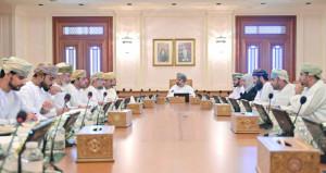 مكتب مجلس الشورى يستعرض عددا من الردود الوزارية والأدوات الرقابية