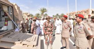 الجيش السلطاني العماني يحتفل بتحويل قوة الحدود إلى مشاة آلية