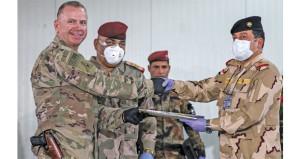 العراق: التحالف الدولي يخلي قاعدة كركوك وألمانيا تسحب عددا من جنودها