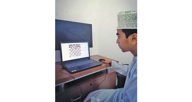 بطولة «عمان تواجه كورونا» للشطرنج تستقطب 57 مشاركة في فئة السيدات