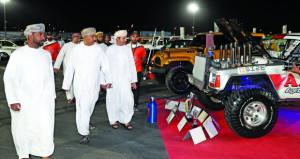الجمعية العمانية للسيارات تحتفل بمهرجان الحياة الصحية في النسخة الثانية