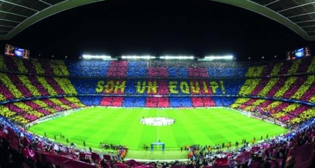برشلونة يضع مرافقه تحت تصرف السلطات الصحية في كتالونيا