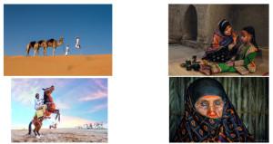 رحلة استكشافية فوتوغرافية توثق العادات والتقاليد العمانية