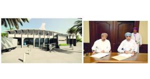 اتفاقية لإنشاء سوق الأسماك في الخابورة بتكلفة 420 ألف ريال عماني