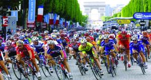 منظمو تور دو فرانس يعلنون عدم إقامة السباق في موعده بسبب أزمة كورونا