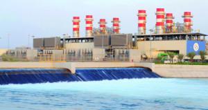 أكثر من 9ر1 ألف جيجا واط في الساعة إنتاج السلطنة من الكهرباء بنهاية يناير