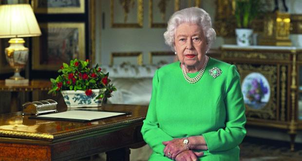 الملكة اليزابيث: البريطانيون يتعين أن يظهروا انضباطا ذاتيا ضد كورونا