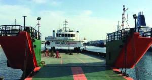 """""""مرافي"""" تستقبل ٩٠٠ سفينة خلال الربع الأول من العام الجاري.. ومتوسط النمو ٢٥%"""