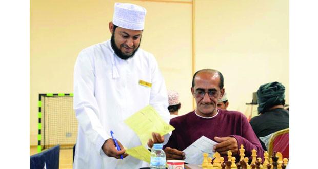 لجنة الشطرنج تبدأ استقبال طلبات الالتحاق لدورة تحكيم الشطرنج عبر الانترنت