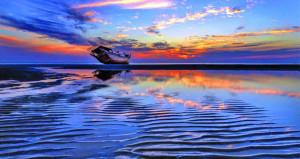 تركي الجنيبي يستكشف بعدسته جماليــات جزيرة مصيرة ومشاهدها الساحرة
