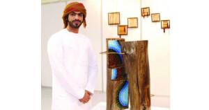 الفنان التشكيلي حمد الريسي: السلطنة أرض خصبة للفن والإبداع