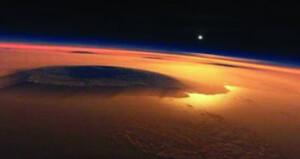 العثور على آثار مواد عضوية في نيزك قادم من المريخ