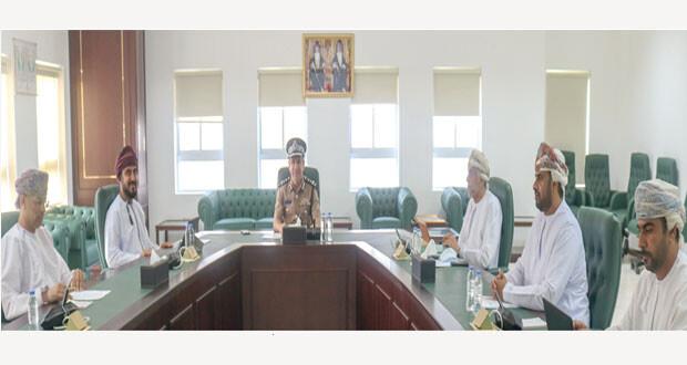 مجلس إدارة «المخازن والاحتياطي الغذائي» يناقش الموقف التنفيذي للهيئة في توفير السلع الأساسية
