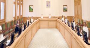 قانونية مجلس الدولة تستضيف عددا من مسؤولي وزارة العدل